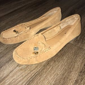 Alex Marie Bailey Slip-On Light Brown Shoes, 8.5
